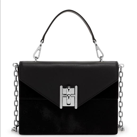 henri bendel Handbags - Henri Bendel top handle calf hair Plaza satchel